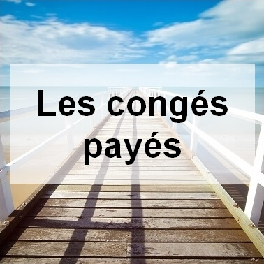 Conges payes - Vie-Pro